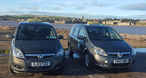 Berwick upon Tweed Taxi