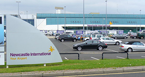 Newcastle/Edinburgh/Glasgow Aiport Transfer
